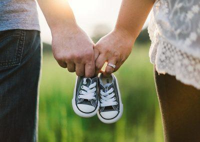 4 Pasos que te ayudarán ante la llegada de un nuevo miembro a la familia