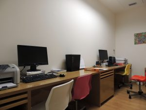 Sala tecnologías